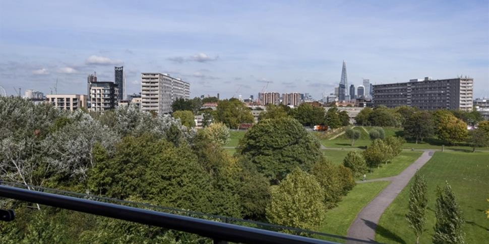 Camberwell Fields - View from apartment