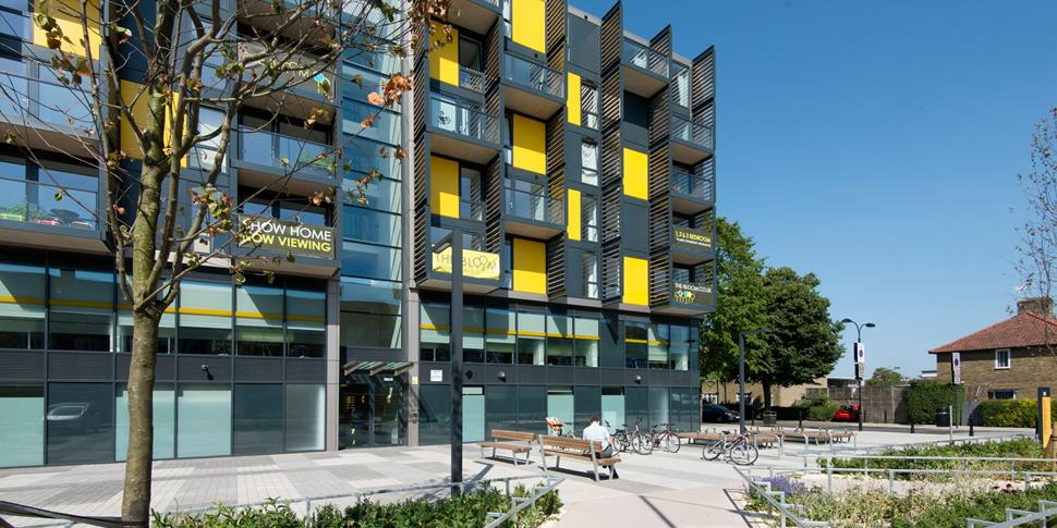 The Bloom exterior