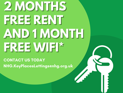 We have a great offer for new residents!