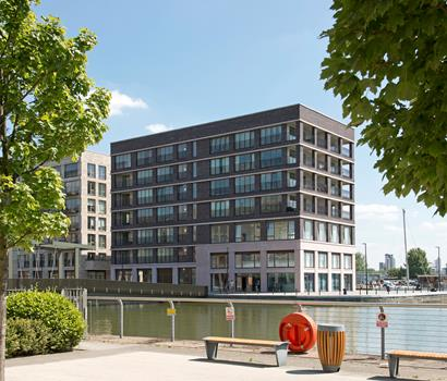 Royal Albert Wharf, Newham