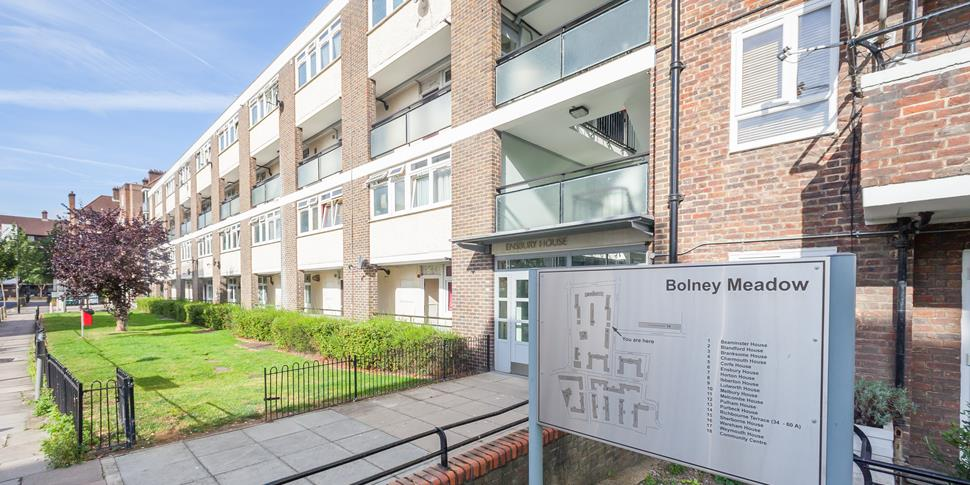 Bolney Meadow, Lambeth